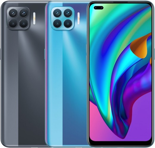 Image of the Oppo F17 Pro shared with the caption \