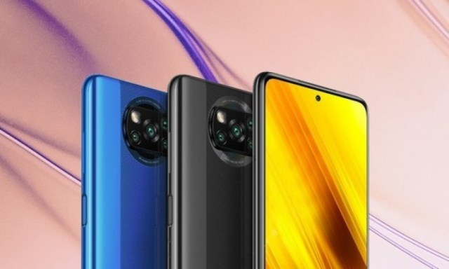Poco X3 to arrive with 33W fast charging, renders of the NFC version sufrace