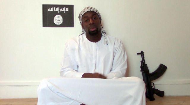 Amedy Coulibaly, abattu par le RAID le 9 janvier 2015 à Paris./AFP