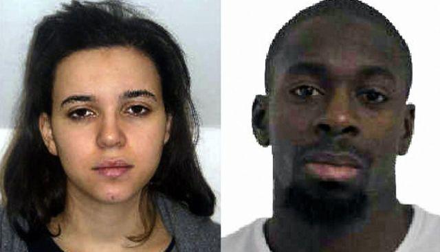 Hayat Boumeddiene est l'épouse religieuse de d'Amedy Coulibaly./AFP
