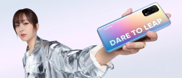 Realme Q2 might be the same as the Realme X7 Pro
