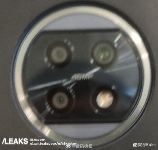 Alleged live images of Redmi Note 10