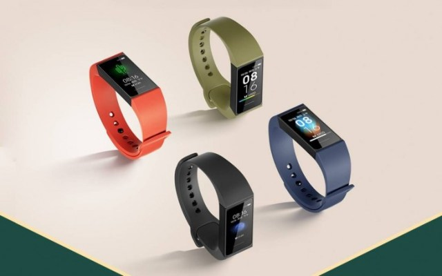 Redmi Smart Band comes to India on September 9 for INR 1,599