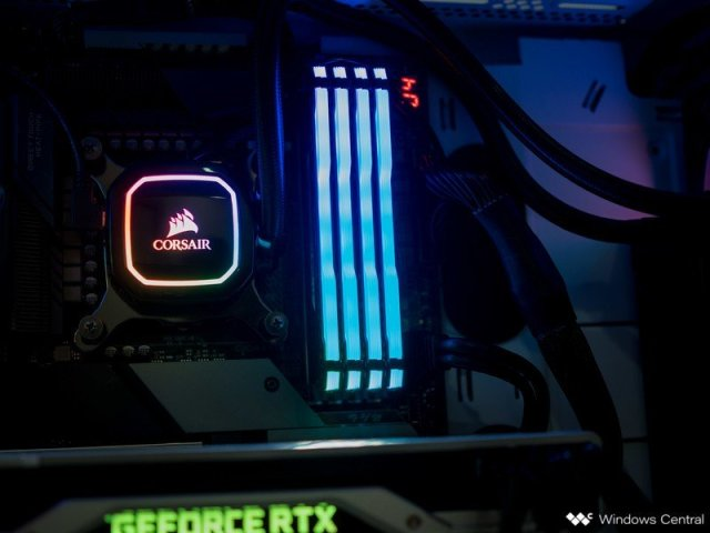 Corsair Vengeance RGB Pro review