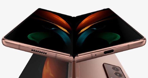 Samsung lève enfin le voile sur son Galaxy Fold Z 2