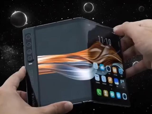 Smartphone pliable5G FlexPai2 de Royole: voici ce que vous avez pour 1200euros