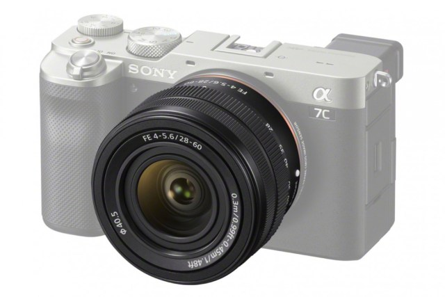 Sony launches A7C, a compact $1800 full-frame camera