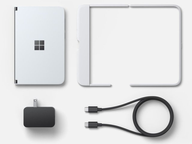 Surface Duo Unboxing