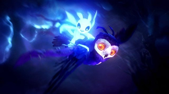 Ori and the Will of the Wisps at the Game Awards