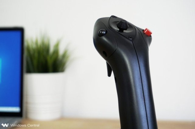Thrustmaster TCA Sidestick Airbus Edition Buttons