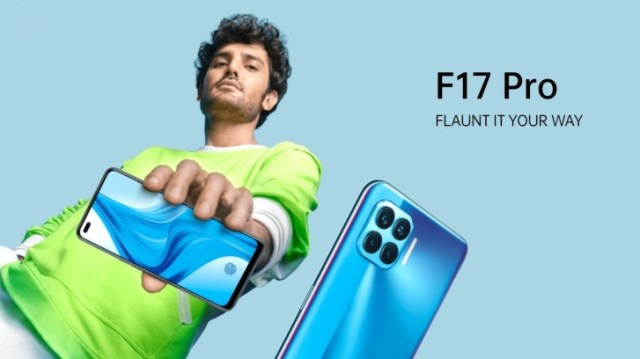 Watch the Oppo F17 series announcement live here