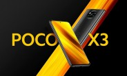 Poco X3 arrives in India: Snapdragon 732G SoC, 120Hz display, and 6,000 mAh battery