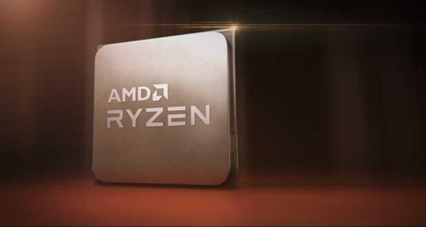 Ryzen 5000 series d'AMD