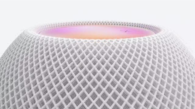 Apple annonce le HomePod Mini à 99euros