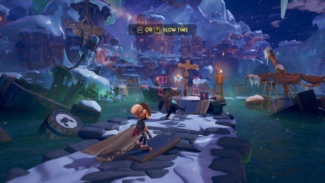 Crash Bandicoot 4 Coco Ice Level