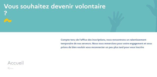 DIRECT. Covid-19 : le site pour tester les futurs vaccins déjà saturé
