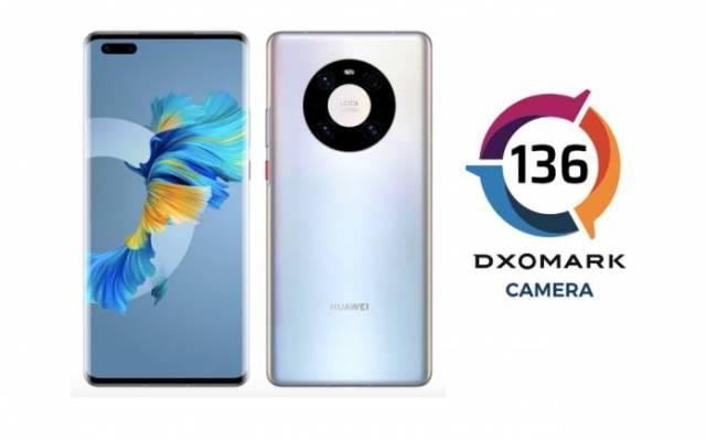 Huawei Mate 40 Pro Camera DxOMark Review