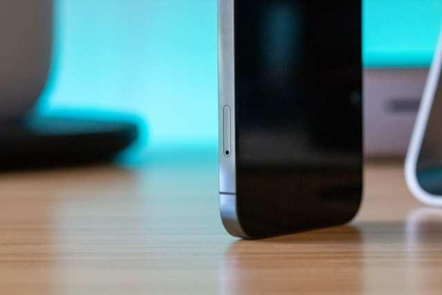 iPhone 12 SIM Tray