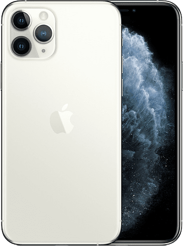 iPhone 11 Pro in Silver
