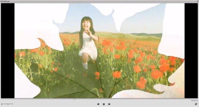 Premiere Elements 2021 Double Exposure Girl