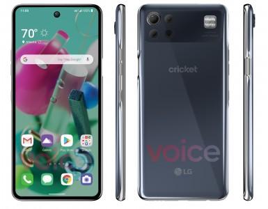 LG K92 5G for Cricket Wireless