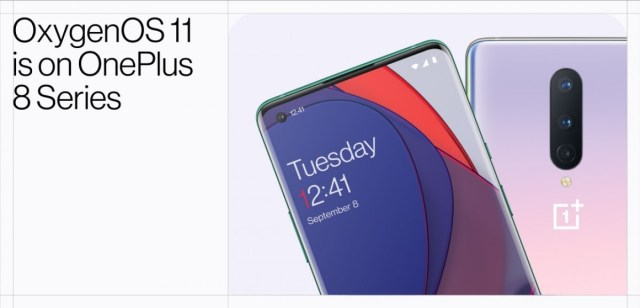 OnePlus 8, 8 Pro receive Android 11-based OxygenOS 11 stable update