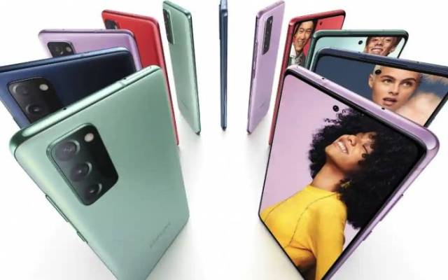 Samsun Galaxy S20 Touchscreen Display Issue