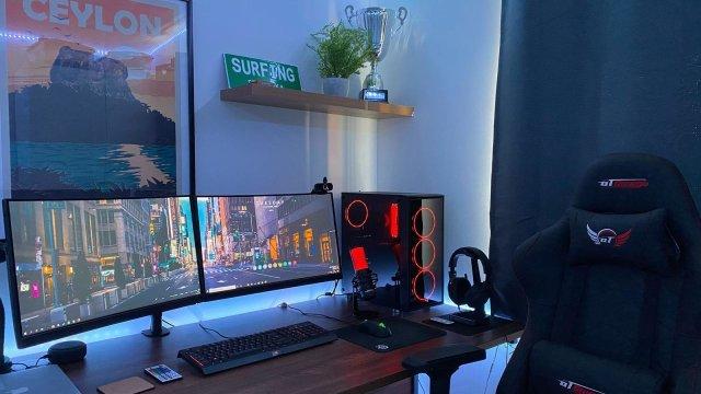 Best Gaming Desk Hero