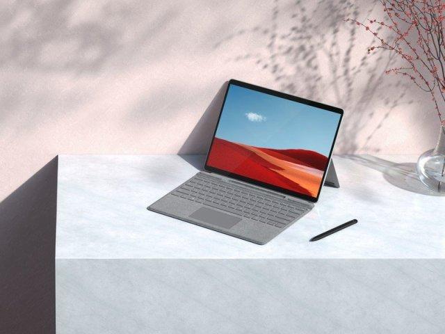 Surface Pro X Sq2 Press