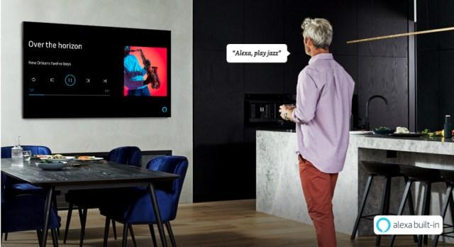 Samsung Smart TV 2020 Alexa Voice Commands