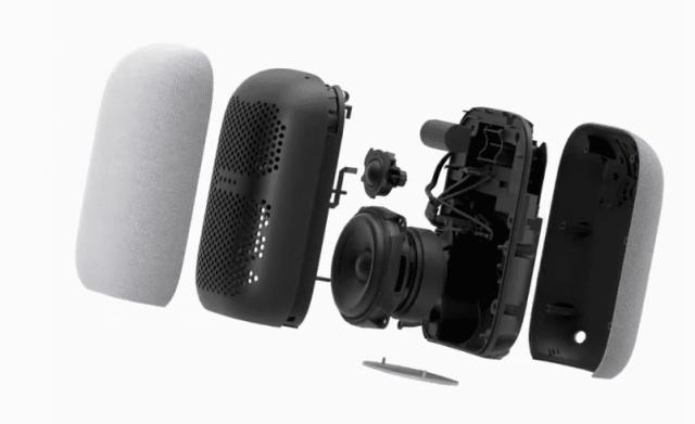 Nest Audio Speaker Breakdown