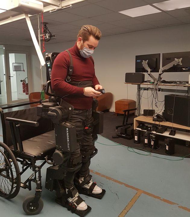 L'exosquelette autonome de Wandercraft équipe les centres de rééducation