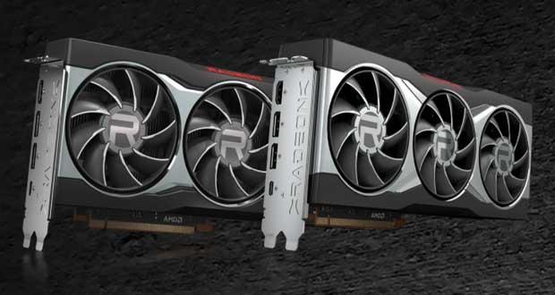 Radeon RX 6800 series d'AMD