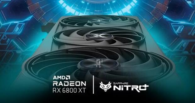 Radeon RX 6800 XT Nitro+