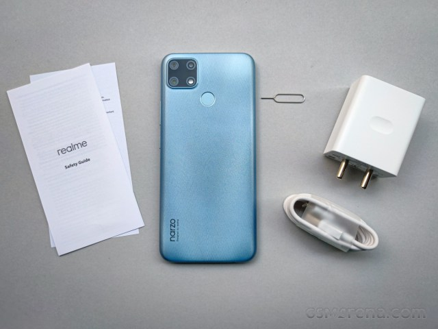 Realme Narzo 20 hands-on review