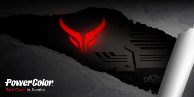 Red Devil Radeon RX 6800 XT de Power Cooler