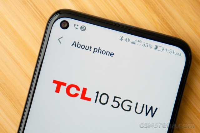 TCL 10 5g Uw Hands On With 5g review