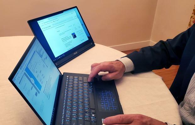 L'ultraportable Asus ExpertBook B9 testé par Olivier