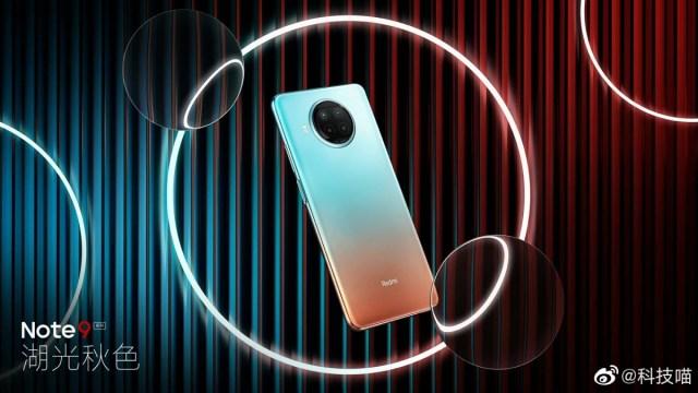 Xiaomi Redmi Note 9 5G series retail boxes reveal key specs