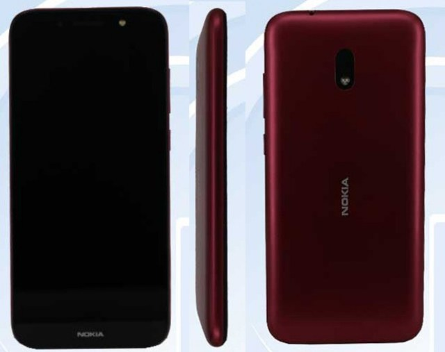 A new Nokia phone surfaces on TENAA's website