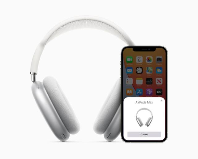 Apple annonce les AirPods Max, des écouteurs dispos le 15 décembre à 629 euros