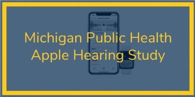 apple hearing study bug