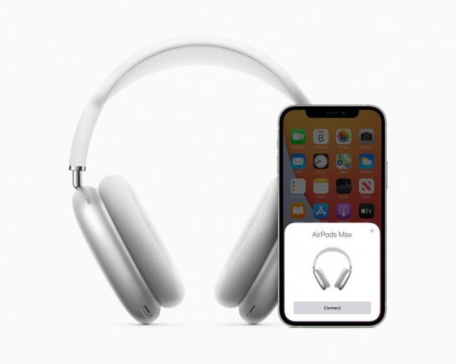 Apple's new AirPods Max are over-year headphones with active noise cancellation