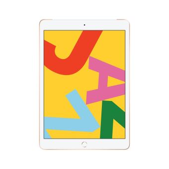 iPad Apple IPAD 10,2 32GO OR WI-FI CELLULAR