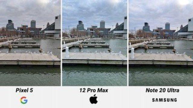 iphone 12 camera comparison blue sky 2