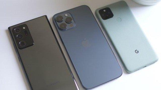 iphone 12 pro max camera comparison google samsung