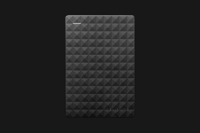 Seagate Expansion 2TB External Hard Drive