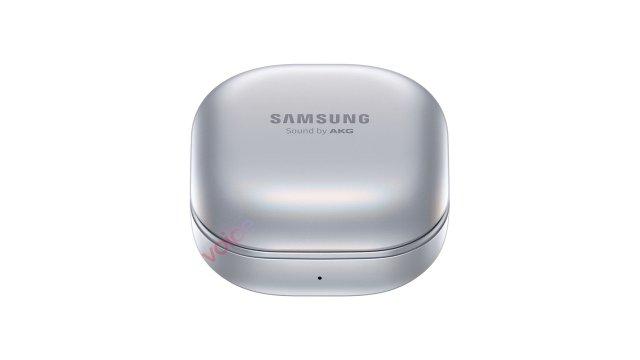 Samsung Galaxy Buds Pro Case Phantom Silver