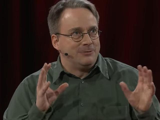 Linus Torvalds :