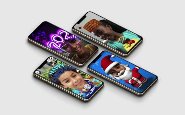 Holidays 2020 Messenger Kids